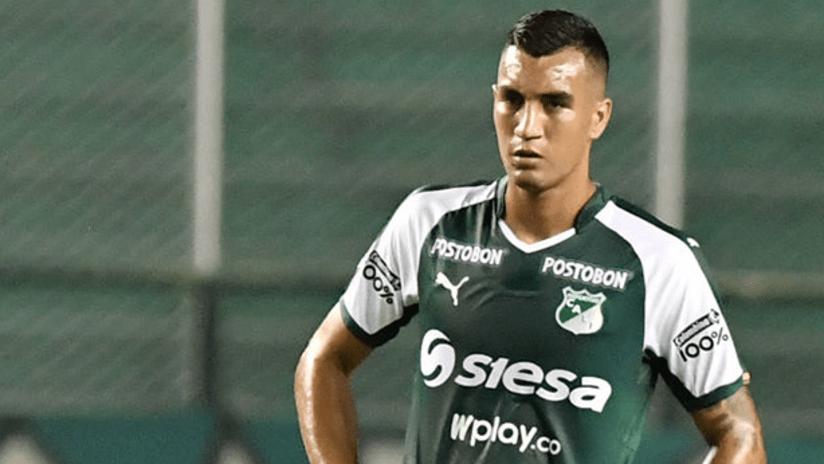 Christian Rivera - Deportivo Cali - 2019
