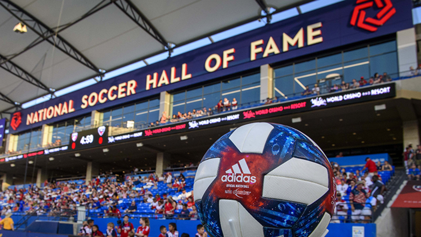 National Soccer Hall of Fame - July 4, 2019