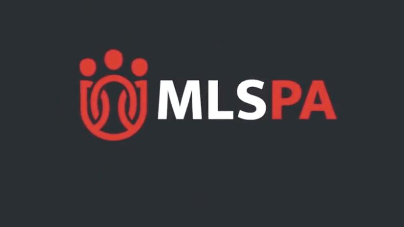 MLS Players Association logo