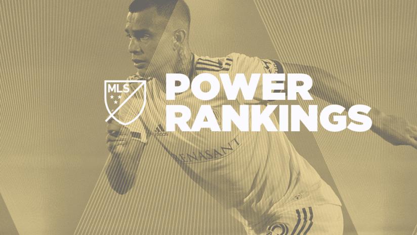 Randall Leal - Nashville SC - power rankings