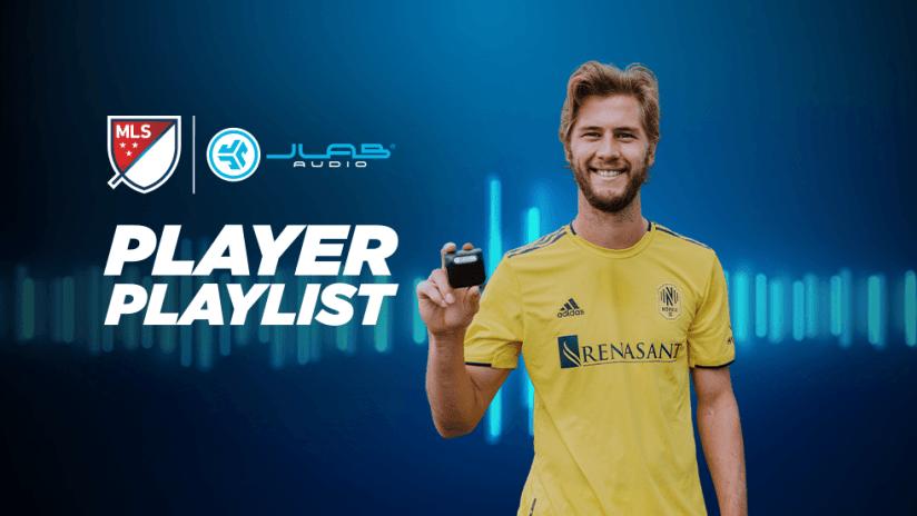 Player Playlist: Walker Zimmerman