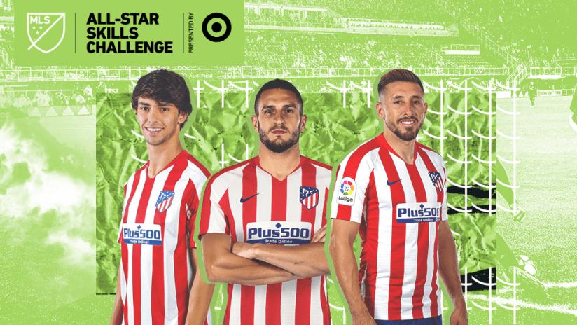 All-Star - 2019 - Skills Challenge - ATM team