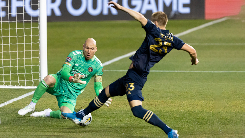 Recap: Philadelphia Union 1, Atlanta United 1