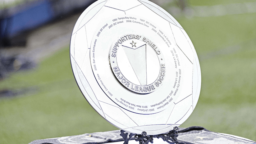 Supporters' Shield - 2014