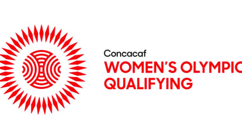 Concacaf Women's Olympic Qualifying logo