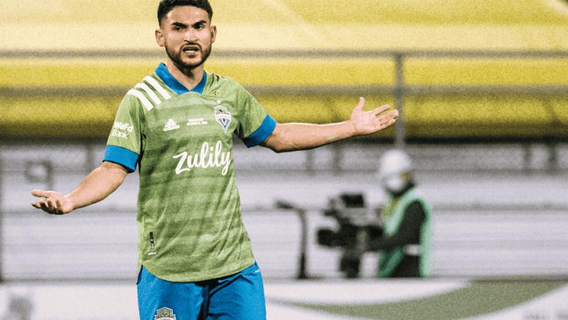 MLS Cup - 2020 - Roldan Upset