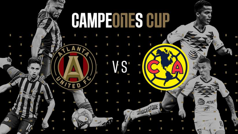 Campeones Cup - 2019 - matchup image - ATL vs CA