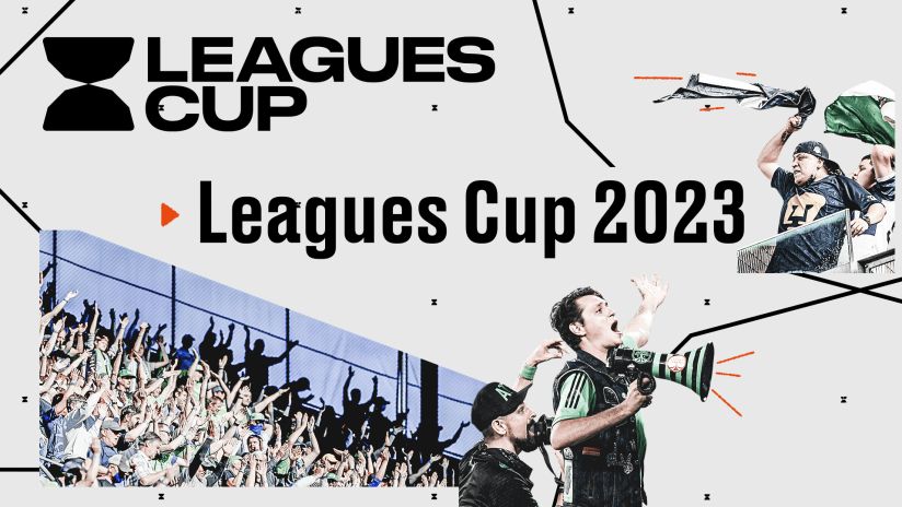 leagues cup - 2023 announcement - primary image