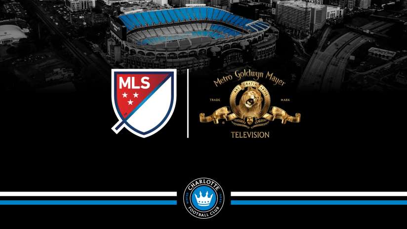 MGM x MLS reality competition series announcement