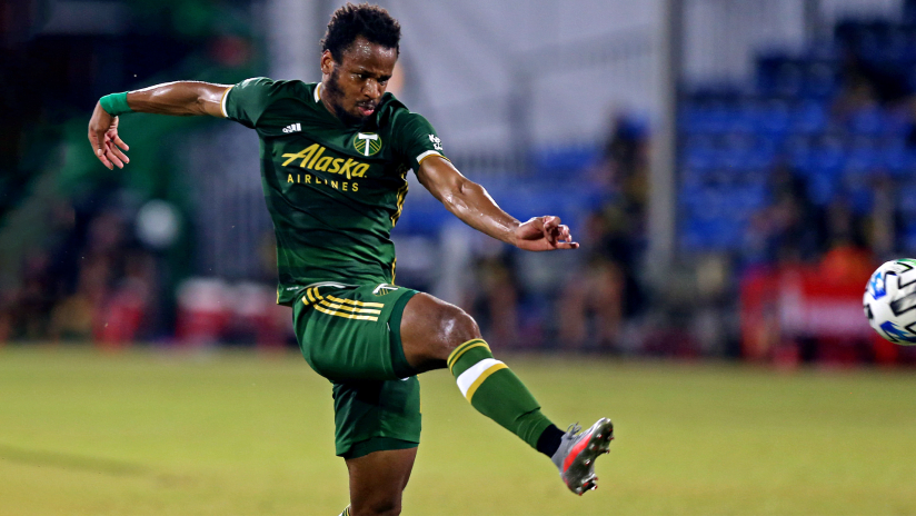 Portland delighted by Ebobisse return for Club America CCL challenge