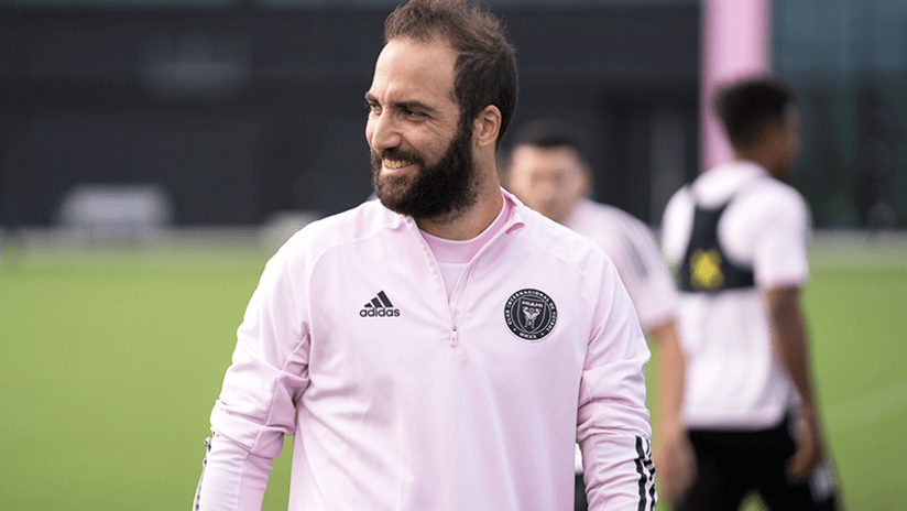 Gonzalo Higuain - Inter Miami CF - September 2020