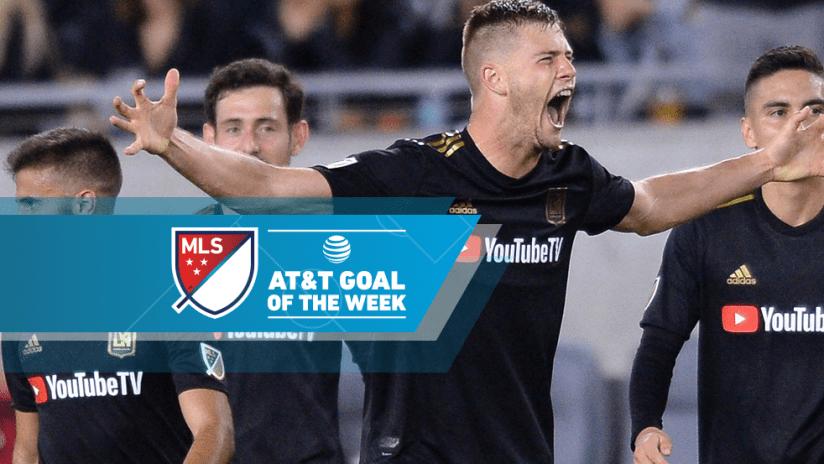 2019 ATT Goal of the Week - Week 4 - March 24, 2019