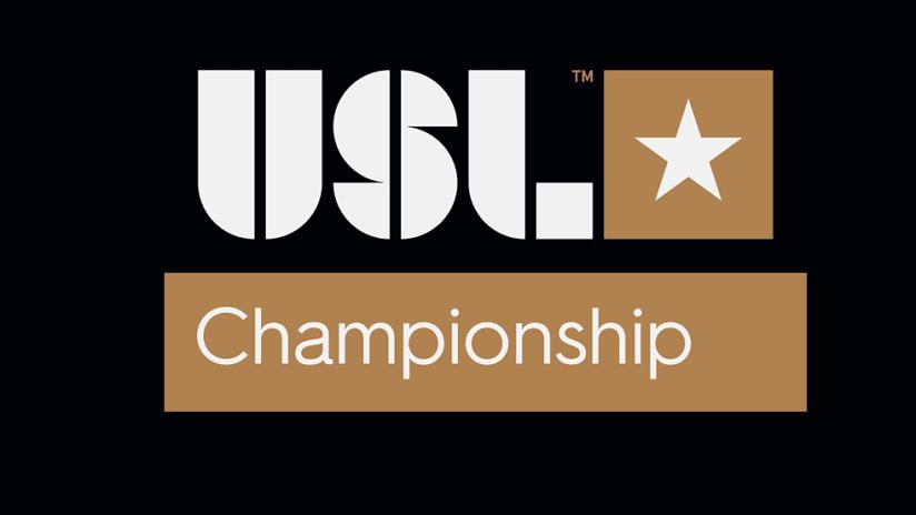 USL Championship logo - generic image