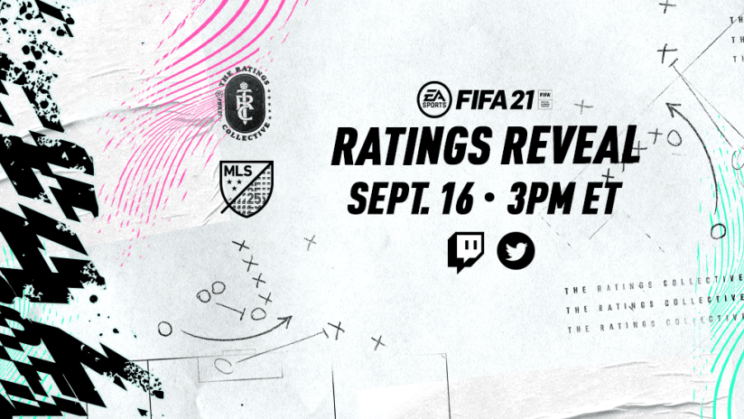 FIFA 21 - ratings reveal - show promotion