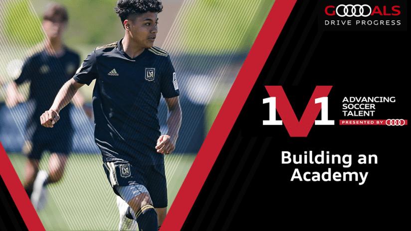 Audi - 2020 - 1v1 - LAFC building an academy