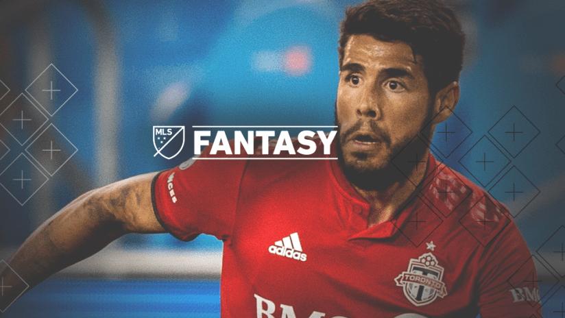 Alejandro Pozuelo - Toronto FC - 2020 Fantasy