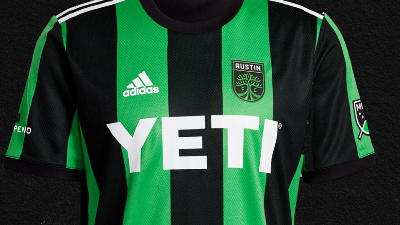 Austin FC - 2020 - Jersey reveal primary image