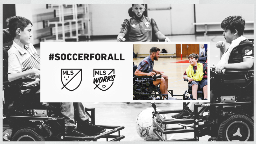 How power soccer is changing kids' lives