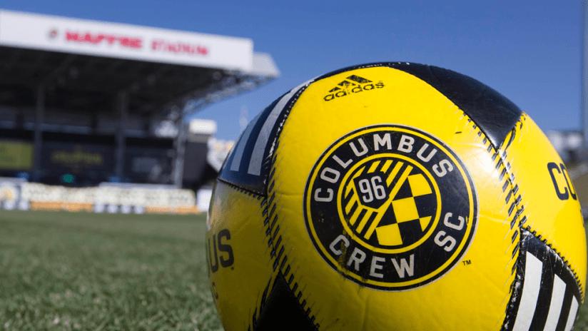 Columbus Crew SC - generic - ball on stadium field
