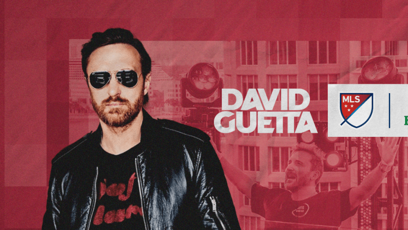David Guetta - United at Home - generic