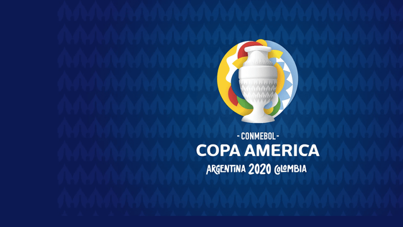 Copa America - 2020 - generic with logo