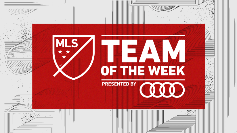 Team of the Week presented by Audi: Sounders rampant, Timbers weather storm in Week 5