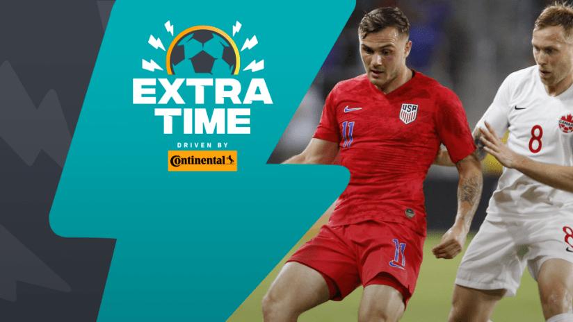 Extratime: Jordan Morris - Scott Arfield - United States - Canada - Concacaf Nations League - 2019