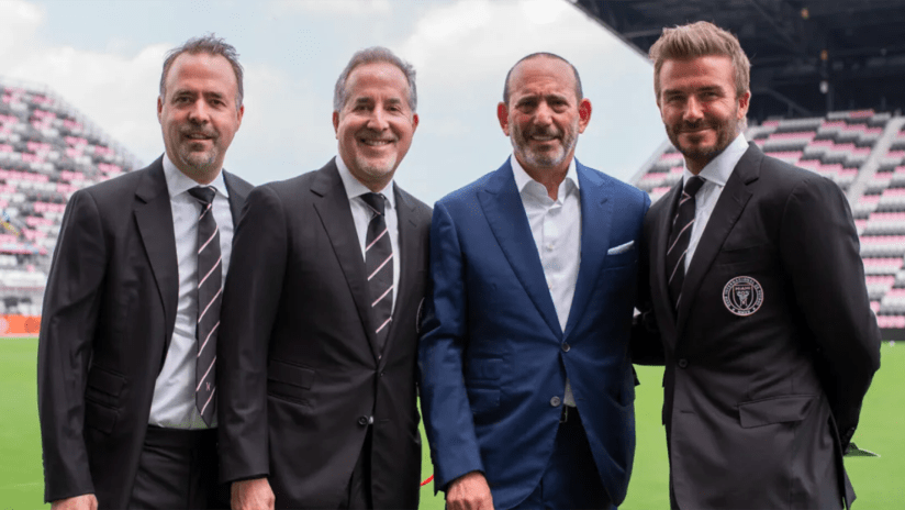Inter Miami ownership