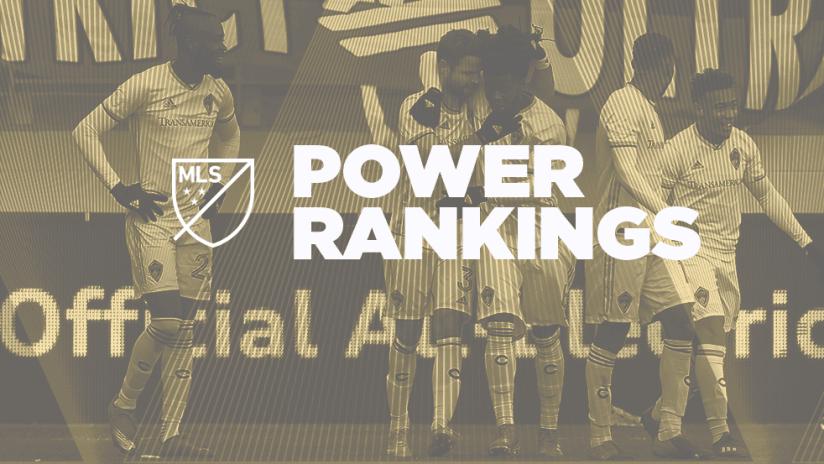 Power Rankings - Week 1 2020 season - Rapids after goal