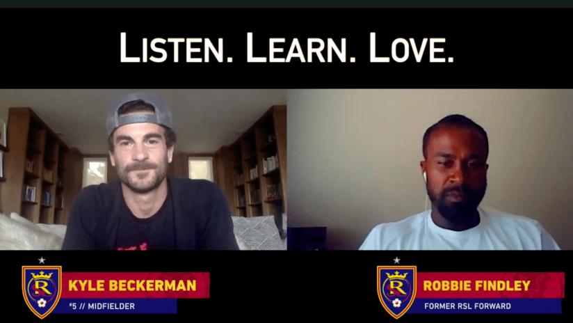 Kyle Beckerman/Robbie Finldey screengrab