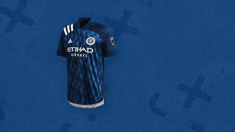 Jerseys - 2020 - New York City FC - primary image