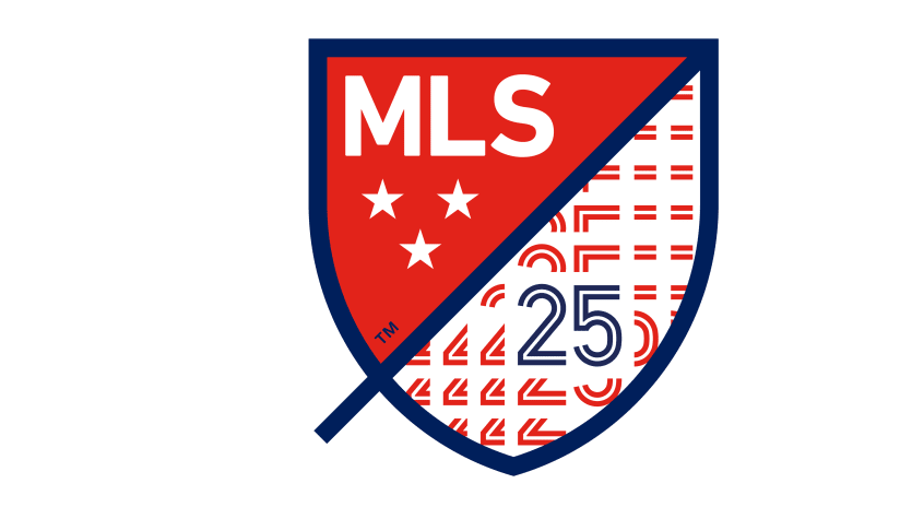 MLS 25th logo Media Resources