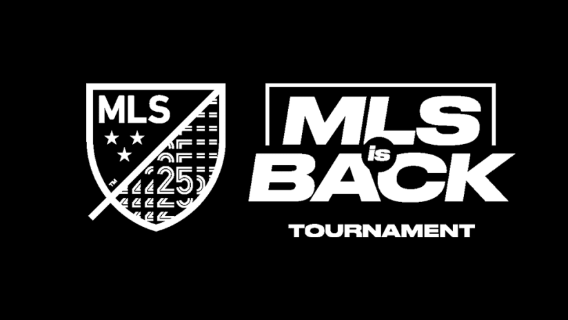 MLS is Back Tournament - generic - primary image - black