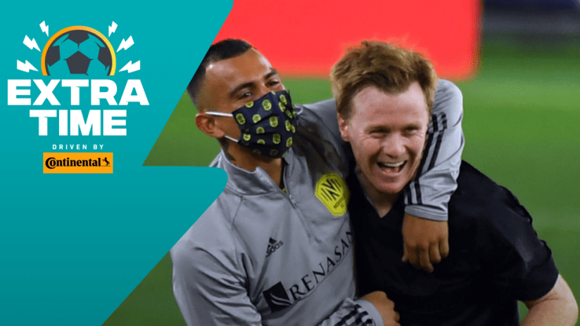 Extratime: Dax McCarty