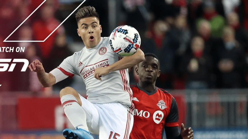 Toronto FC vs. Atlanta United match preview image