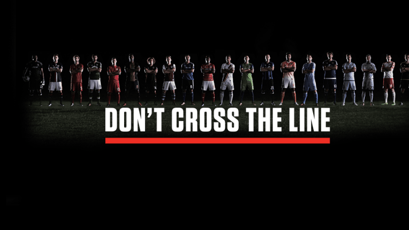 Don't Cross the Line - 2016 - all players
