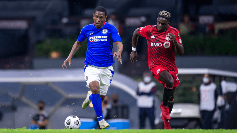 Recap: Cruz Azul 1, Toronto FC 0