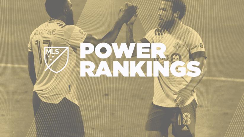 Power Rankings - 2020 - Week 15 - Toronto