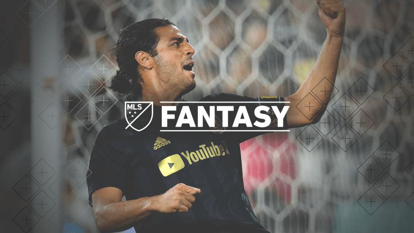 MLS Fantasy Week 1 positional rankings