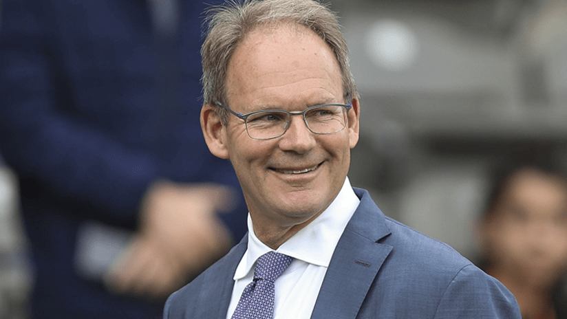 Brian Schmetzer - Seattle Sounders