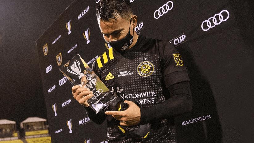 Lucas Zelarayan - Columbus Crew SC - MLS Cup 2020