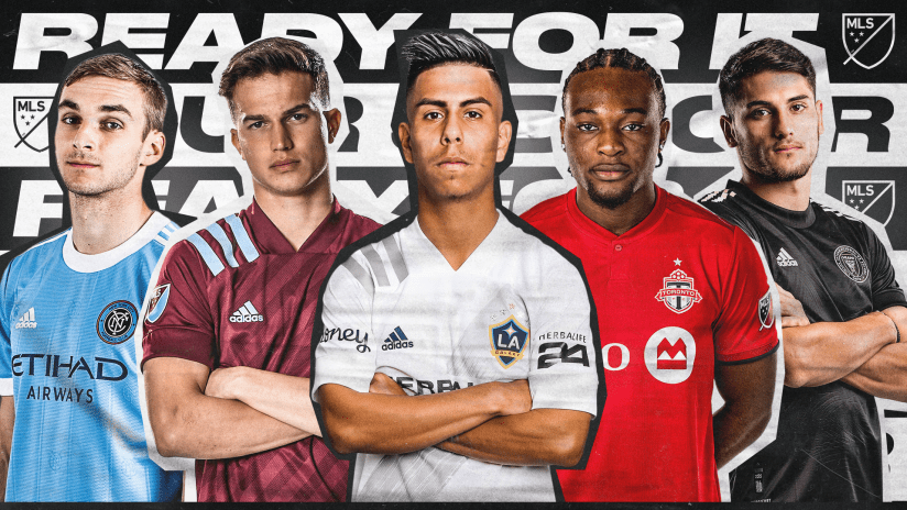 Who's next? Meet MLS' new wave of young talent