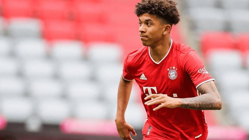 Chris Richards - Bayern Munich - 2020