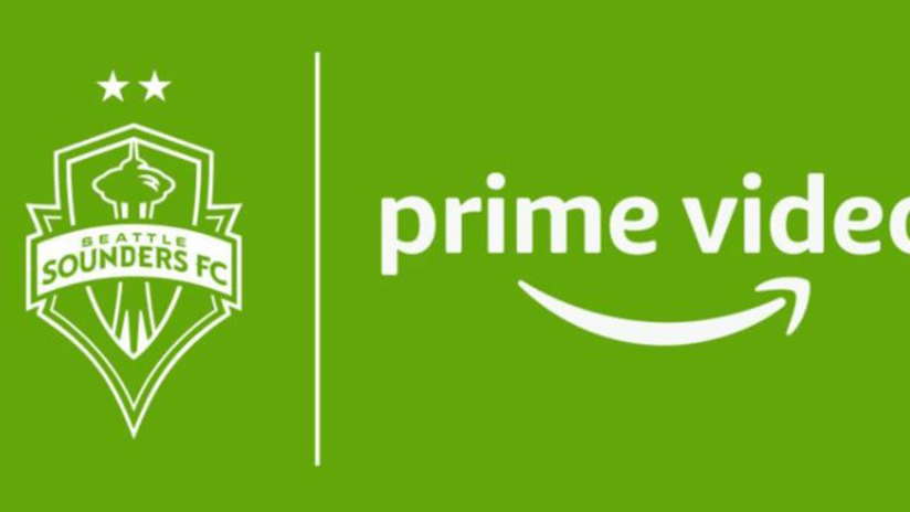 Seattle Sounders - Amazon Prime - August 2020