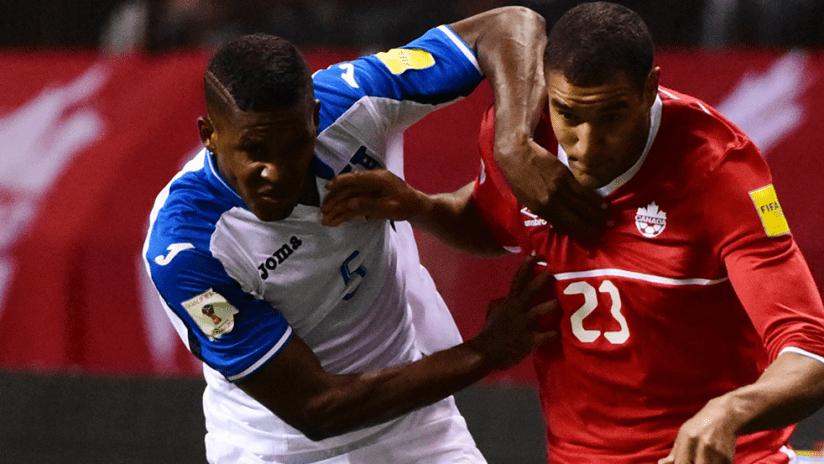 Tesho Akindele - Canada national team
