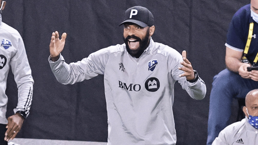 Thierry Henry - Montreal Impact - October 14, 2020