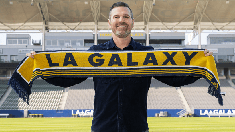 Greg Vanney: For LA Galaxy Sunday starts a new journey, new chapter, new era