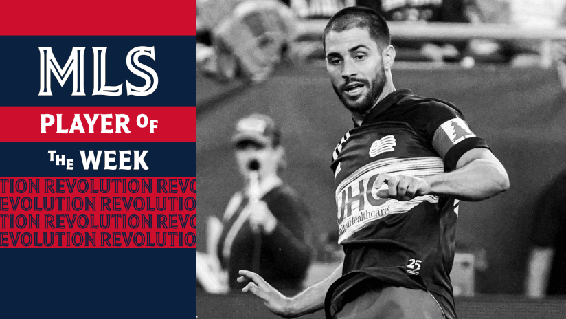 Gil Player of the Week