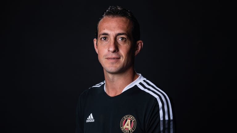Assistant Coach Diego de la Torre 2021 Headshot