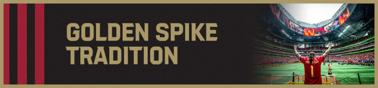 The Golden Spike Tradition -